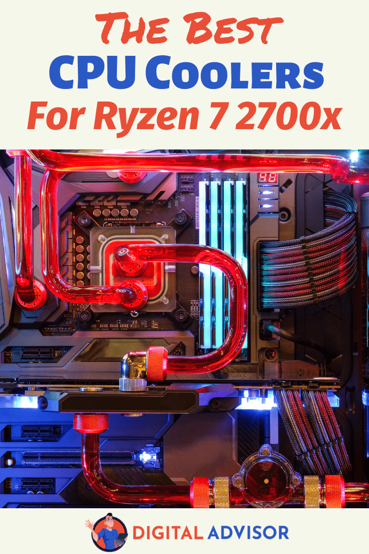 Best Cpu Coolers For Ryzen 7 2700x 2020 Top Picks Reviewed Digital Advisor